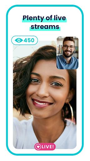 Plenty of Fish Free Dating App apktram screenshots 1
