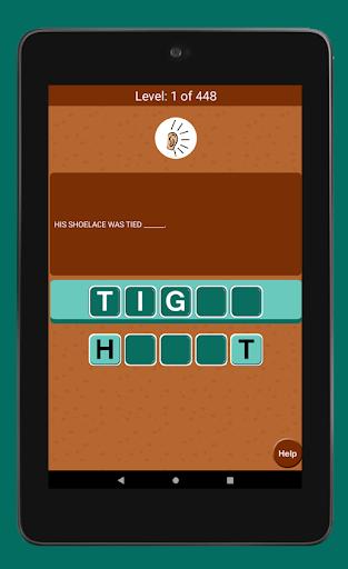 Jumble Word Game - Correct the Spelling 1.5 screenshots 11