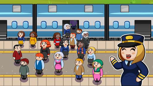 Idle Transport Trains 0.214 screenshots 2