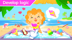 Toddler puzzle games for kids - Match shapes gameのおすすめ画像3