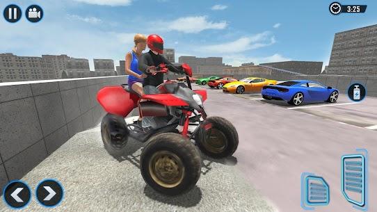 ATV Quad Bike Simulator 2021: Bike Taxi Games 10