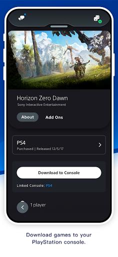 PlayStation App screenshots 5