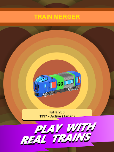 Train Merger - Idle Manager Tycoon  screenshots 21