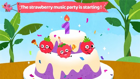 Baby Panda's Fruit Farm – Apple Family 3