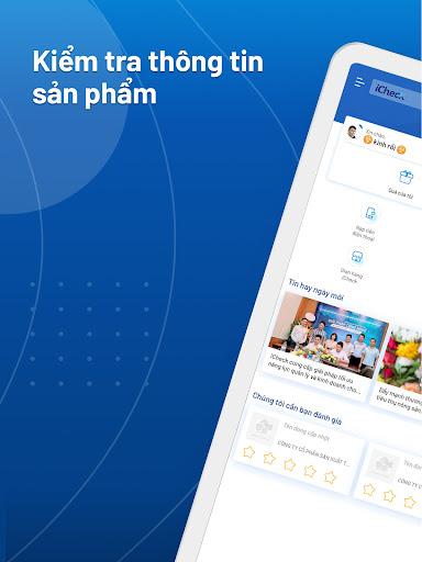 iCheck Social - Mu1ea1ng xu00e3 hu1ed9i su1ea3n phu1ea9m vu00e0 tiu00eau du00f9ng apktram screenshots 7