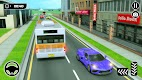 screenshot of City Passenger Coach Bus Simulator: Bus Driving 3D