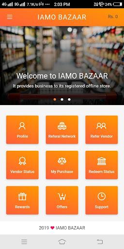 IAMO BAZAAR 1.1.6 Screenshots 3