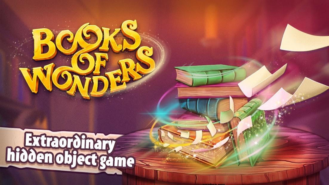 Books of Wonders - Hidden Object Games Collection screenshot 12