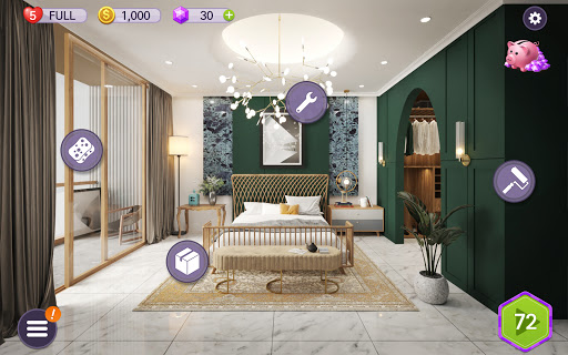 Home Design: Modern Luxury Renovation 1.0.17 screenshots 11