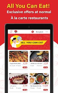 Hungry Hub - Thailand Dining Offer App 5.7.9 Screenshots 10
