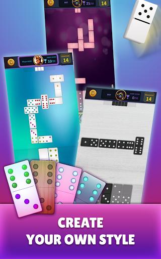 Dominoes - Offline Free Dominos Game apktram screenshots 17