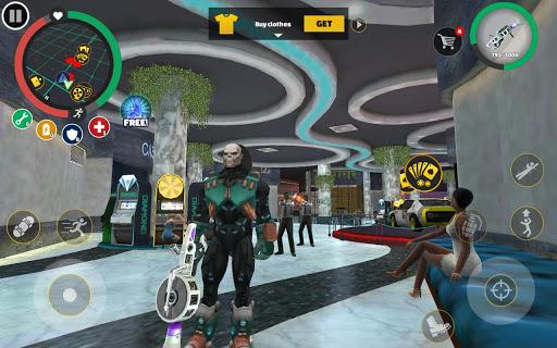 Rope Hero: Vice Town  screenshots 1