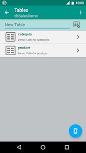 Database Script Tool Pro Cracked APK 2