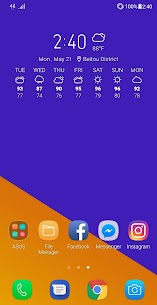 ASUS Weather 4