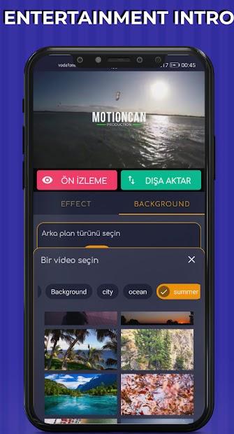 B - Intro Make & Creating End Screen screenshot 7