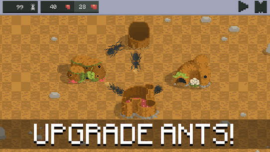 Ant Colony – Simulator Mod Apk 1.4.5_1 (A Lot of Food) 2