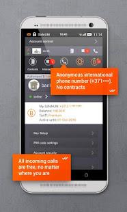 Secure messenger SafeUM 1.1.0.1548 Screenshots 4