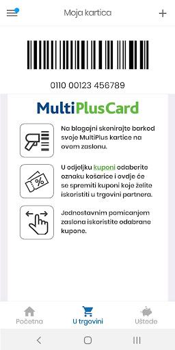 MultiPlusCard 5.0.4 Screenshots 5