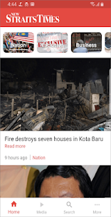 New Straits Times Mobile 2.13.16 Mod APK Download 1