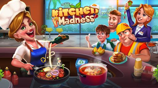 Kitchen Madness - Restaurant Chef Cooking Game Apkfinish screenshots 8