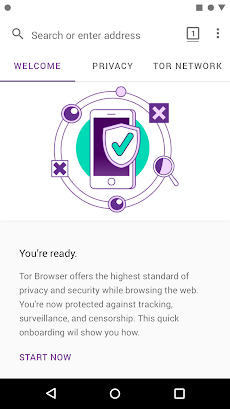 Tor Browser: Official, Private, & Secureのおすすめ画像1