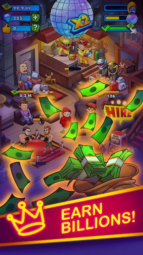 Party Clicker u2014 Idle Nightclub Game  screenshots 3