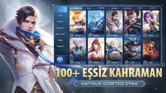 Mobile Legends Hileli Apk Güncel 2021** 5
