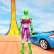 Death Well Supper Hero Car Stunt Games: Mega Ramp per PC Windows