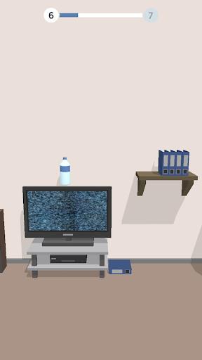 Code Triche Bottle Flip 3D (Astuce) APK MOD screenshots 3