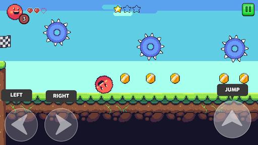 Roller Bounce Ball 5 : Jumping Master  screenshots 4