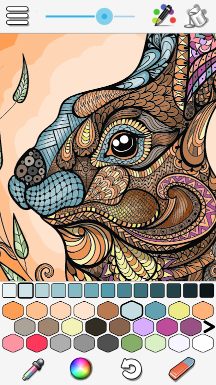 Coloring  poster 5