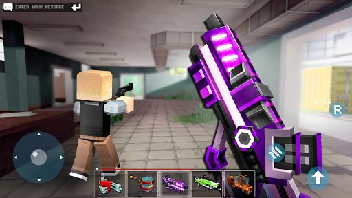 Mad GunZ - pixel shooter & Battle royale 2.2.2 screenshots 8