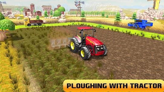 Village Farming Harvester Game 2020 Apk Download 2