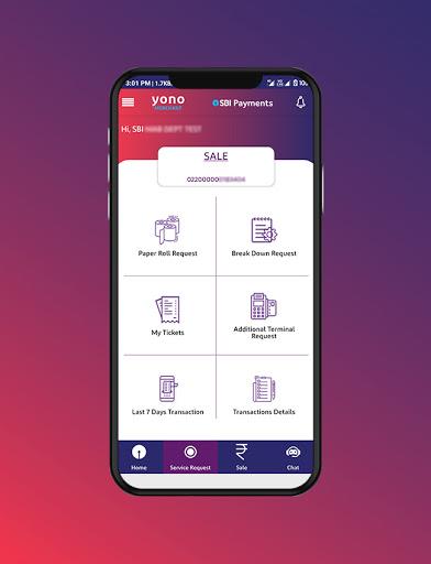 YONO SBI Merchant 2.0 Screenshots 2
