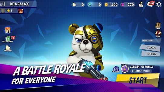 Battlepalooza – Free PvP Arena Battle Royale Apk 5