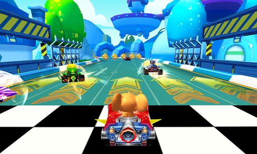 Race Jerry Car and Cat Speed  Screenshots 1