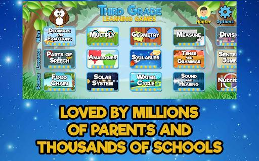Third Grade Learning Games screenshots 3