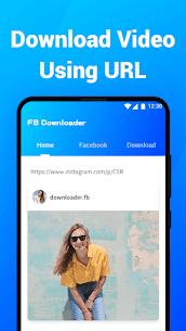 Free Video downloader for Facebook – Video Saver 1