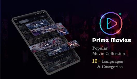 Prime Movies : Free HD Movies 2021 MOD APK (Free Premium) 2