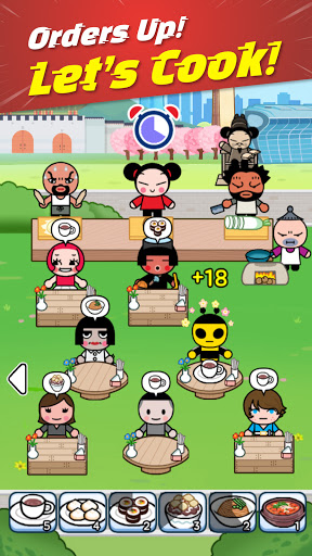 Pucca, Let's Cook! : Food Truck World Tour  screenshots 10