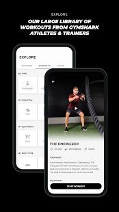 Gymshark Training: Fitness App