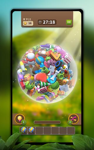Match Triple Bubble - Match 3D & Master Puzzle  screenshots 18
