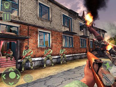 Frontline World War 2 Survival Mod Apk (God Mode) 9