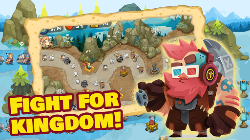 Tower Defense Kingdom: Advance Realm  screenshots 9