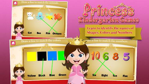 Princess Kindergarten Games 3.15 screenshots 2