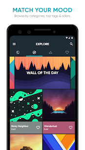 Backdrops Mod Apk- Wallpapers (Premium Unlocked) 8