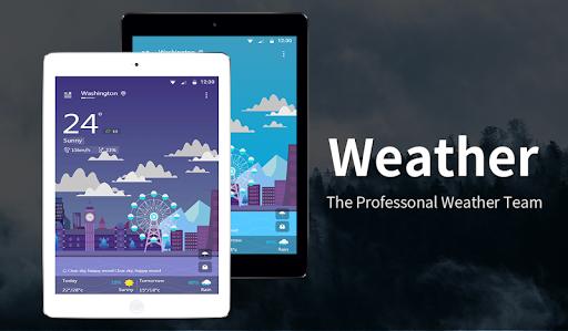 Weather Forecast - Live Weather Alert & Widget 1.13 Screenshots 9