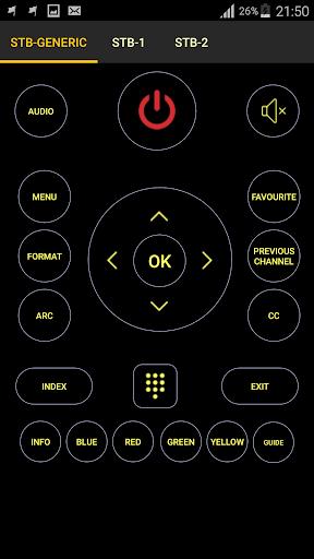 Remote for LG TV / Devices : Codematics 1.5 Screenshots 5