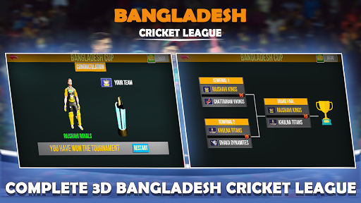 Bangladesh Cricket League apkpoly screenshots 16