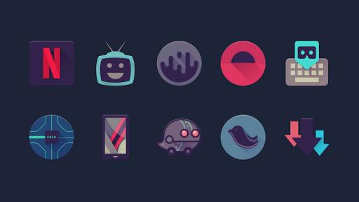 Viral - Free Icon Pack  Screenshots 1